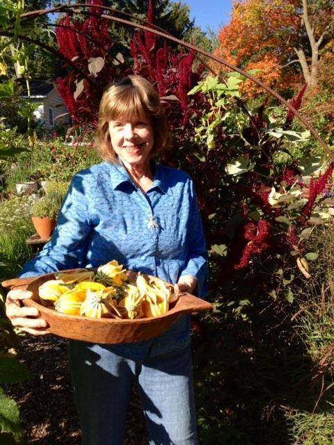 Garden expert Vicki Nowicki will offer ways of storing and preserving your homegrown garden food on Sunday, March 18, at Garfield Farm Museum.