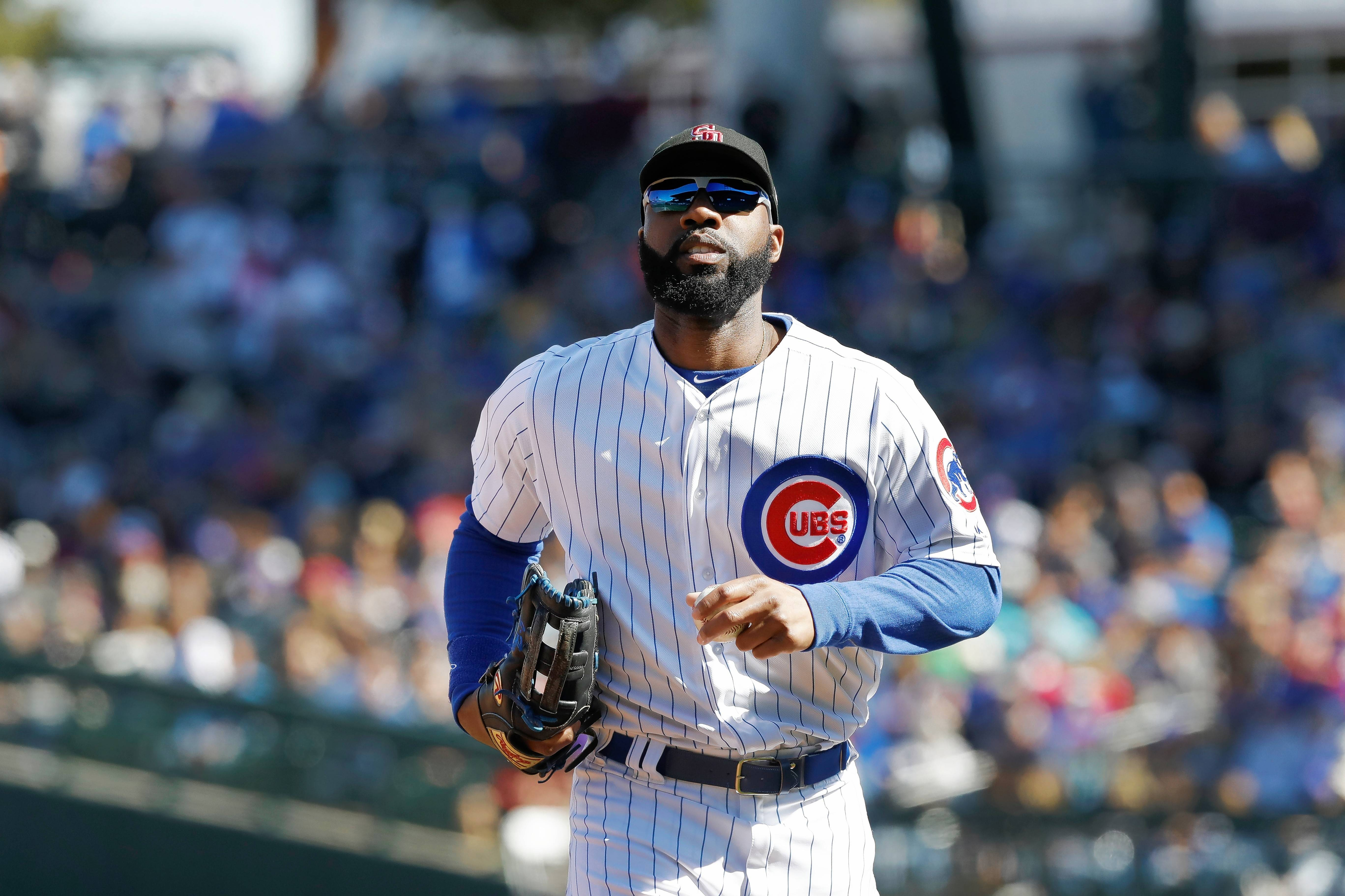 Cubs still have faith Heyward's hitting will come around