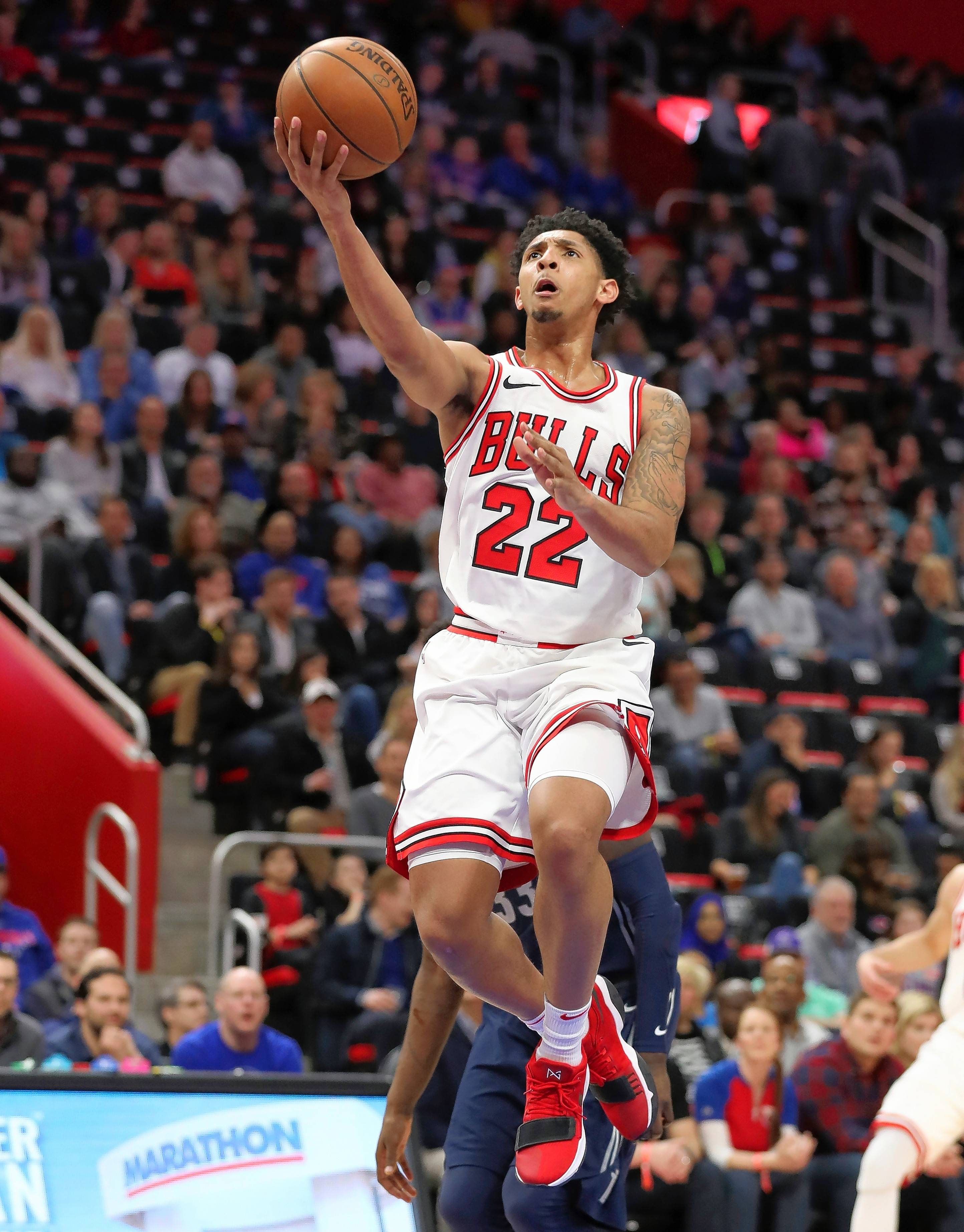 Payne finally makes gains with Chicago Bulls' second unit