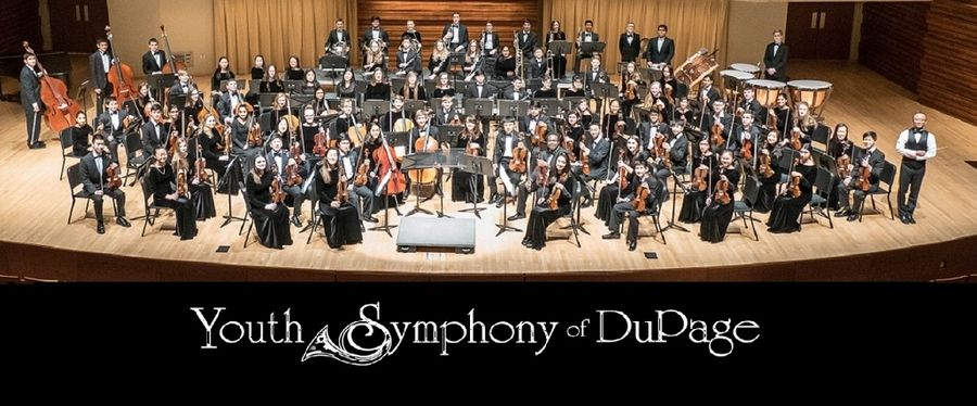 The Youth Symphony of DuPage, with conductor and music director Mark Liu, will hold auditions on Saturday, April 28.