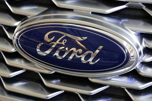 Ford pledges to revamp aging product line add suvs by 2020 15 2018 file photo shows a ford logo on voltagebd Gallery