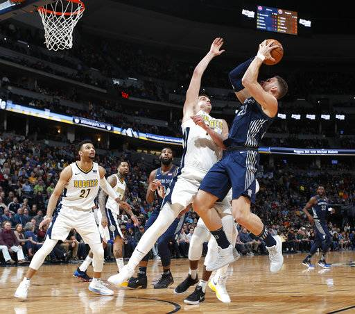 Basketball Camps Clinics Denver Youth Sports: Jokic Turns In Triple-double, Nuggets Beat Pistons 120-113