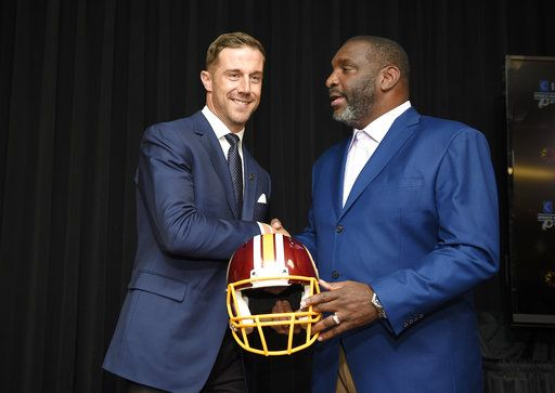 Redskins Get Desired Quarterback Continuity With Alex Smith