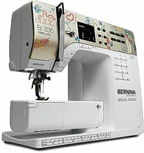 Bernina of America, a manufacturer of sewing, embroidery and quilting machines, has introduced the 2018 Bernina 330 Special Edition First Love sewing machine.