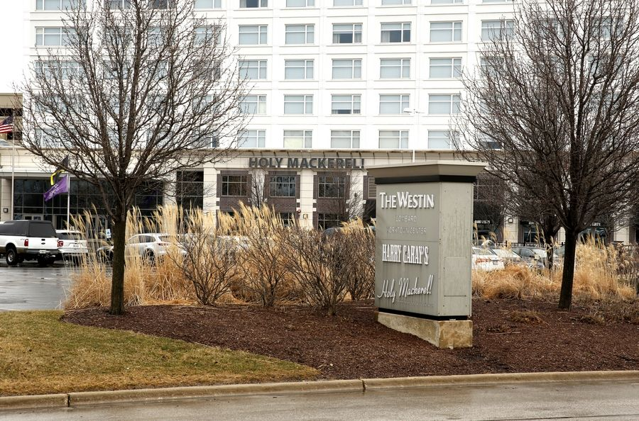 Although the agency that owns the Westin Lombard Yorktown Center hotel recently had its bankruptcy restructuring plan approved in federal court, the 18-story hotel and convention center will remain open for normal operations.