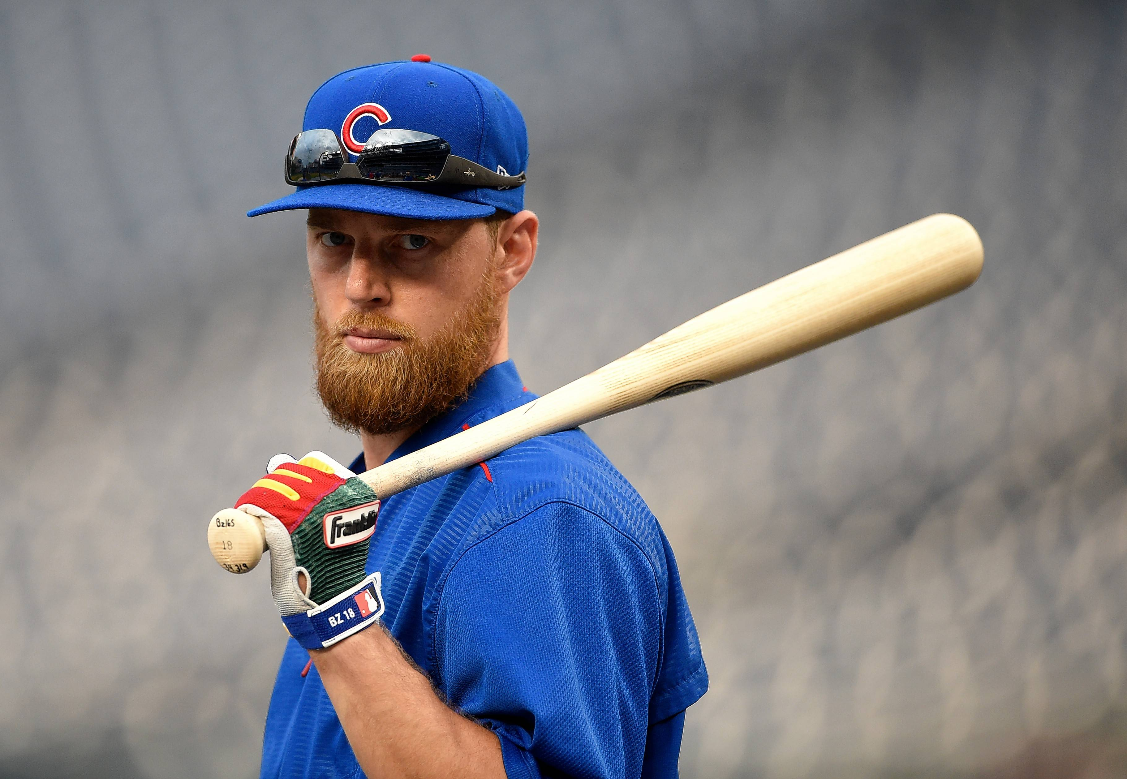 With his hitting and fielding Ben Zobrist gives Cubs manager Joe Maddon plenty of options at several positions.