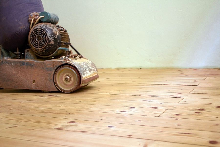 How To Minimize The Dust Fallout When Having Wood Floors Refinished,Dog Licking Paws Red