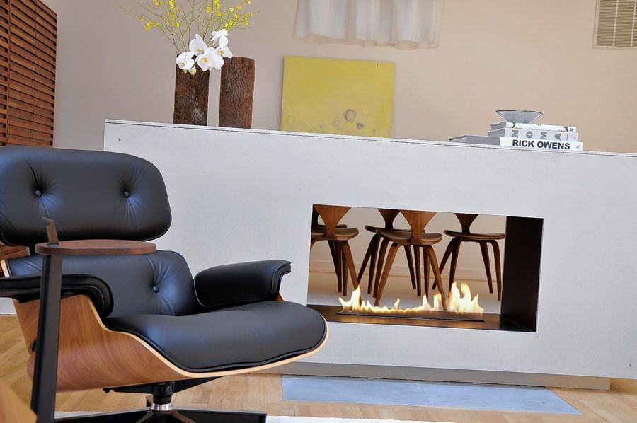 Even in a modest home or apartment, an small electric fireplace can allow you to better enjoy the cozy space.