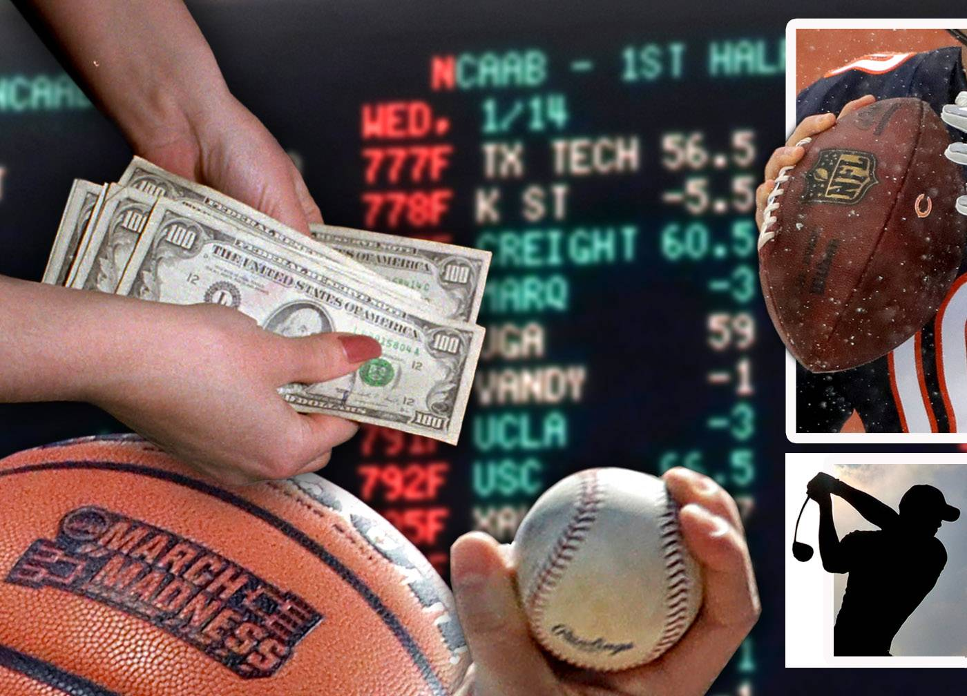Legal sports betting is being discussed as an option in the state of Illinois.