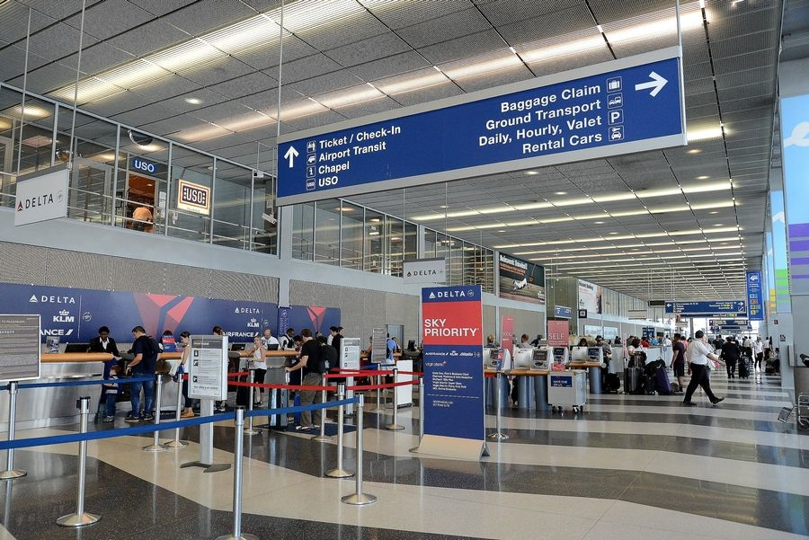O'Hare's underwhelming Terminal 2 will be expanded and offer Customs and Border Protection screening so it can handle international flights, as part of the Chicago 21 plan.