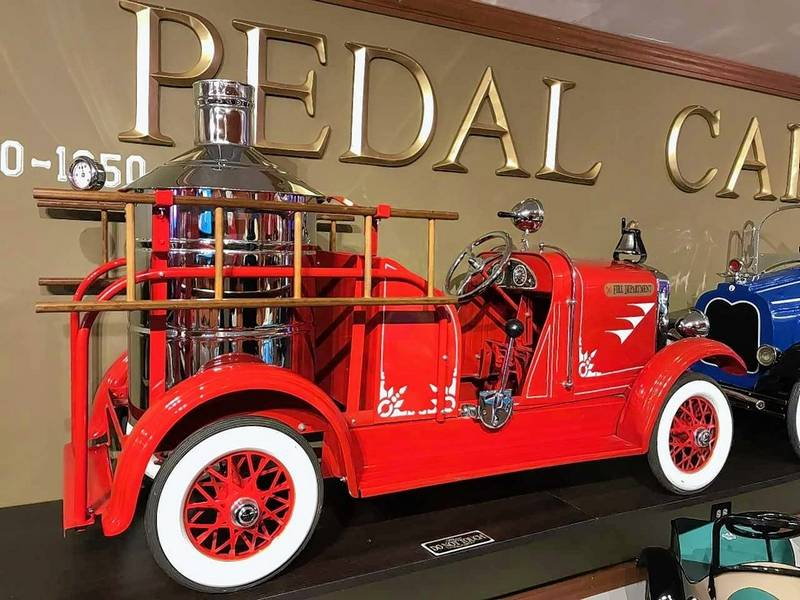 Pedal Power exhibit to debut at Volo Auto Museum