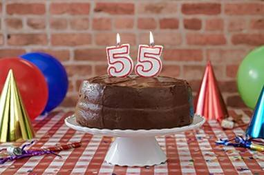 To celebrate its anniversary, Portillo's is offering customers a slice of its Famous Chocolate Cake for 55-cents on Wednesday, April 4.