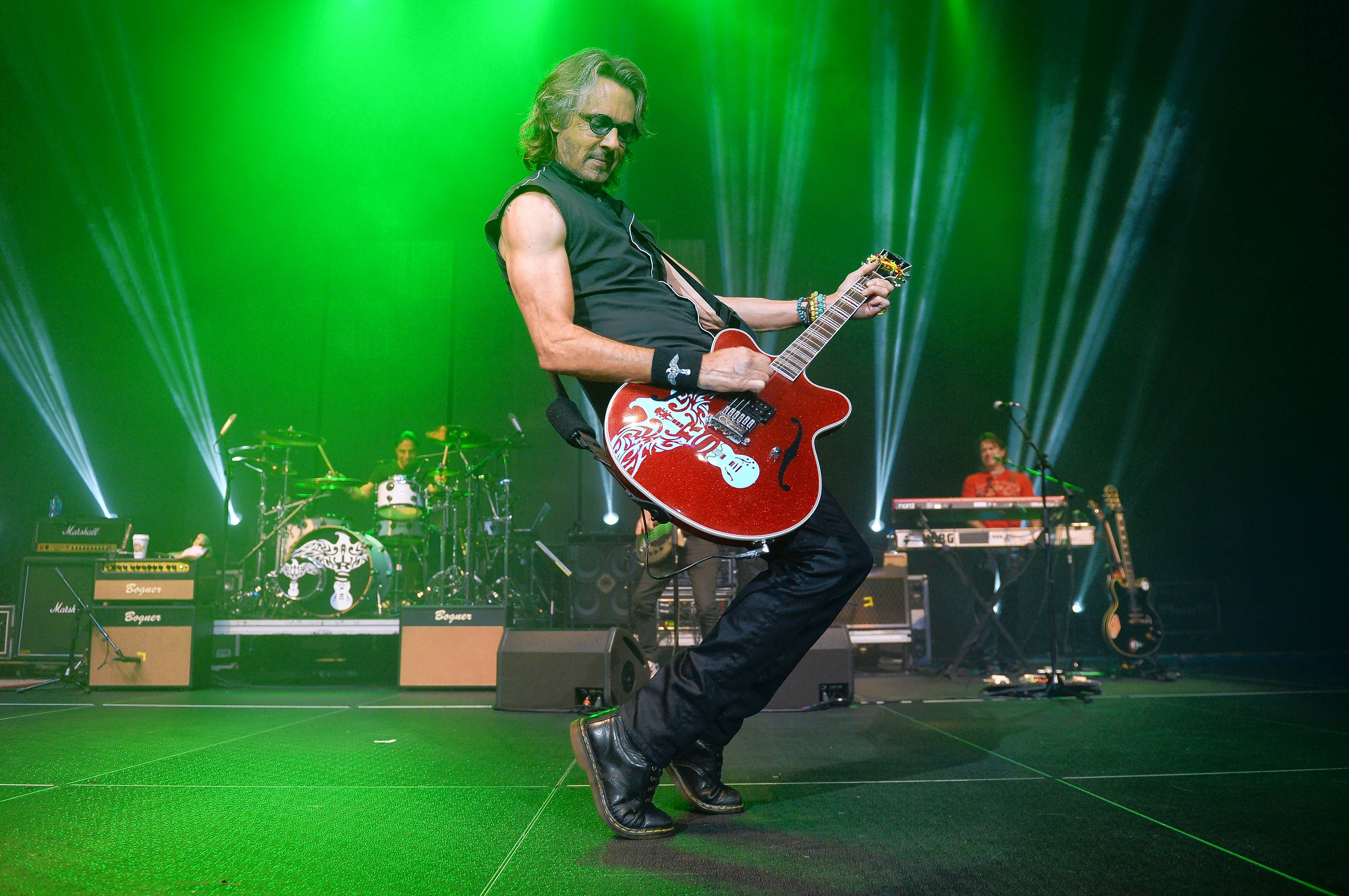 Rick Springfield performs at the Genesee Theatre in Waukegan on Sunday, May 20.