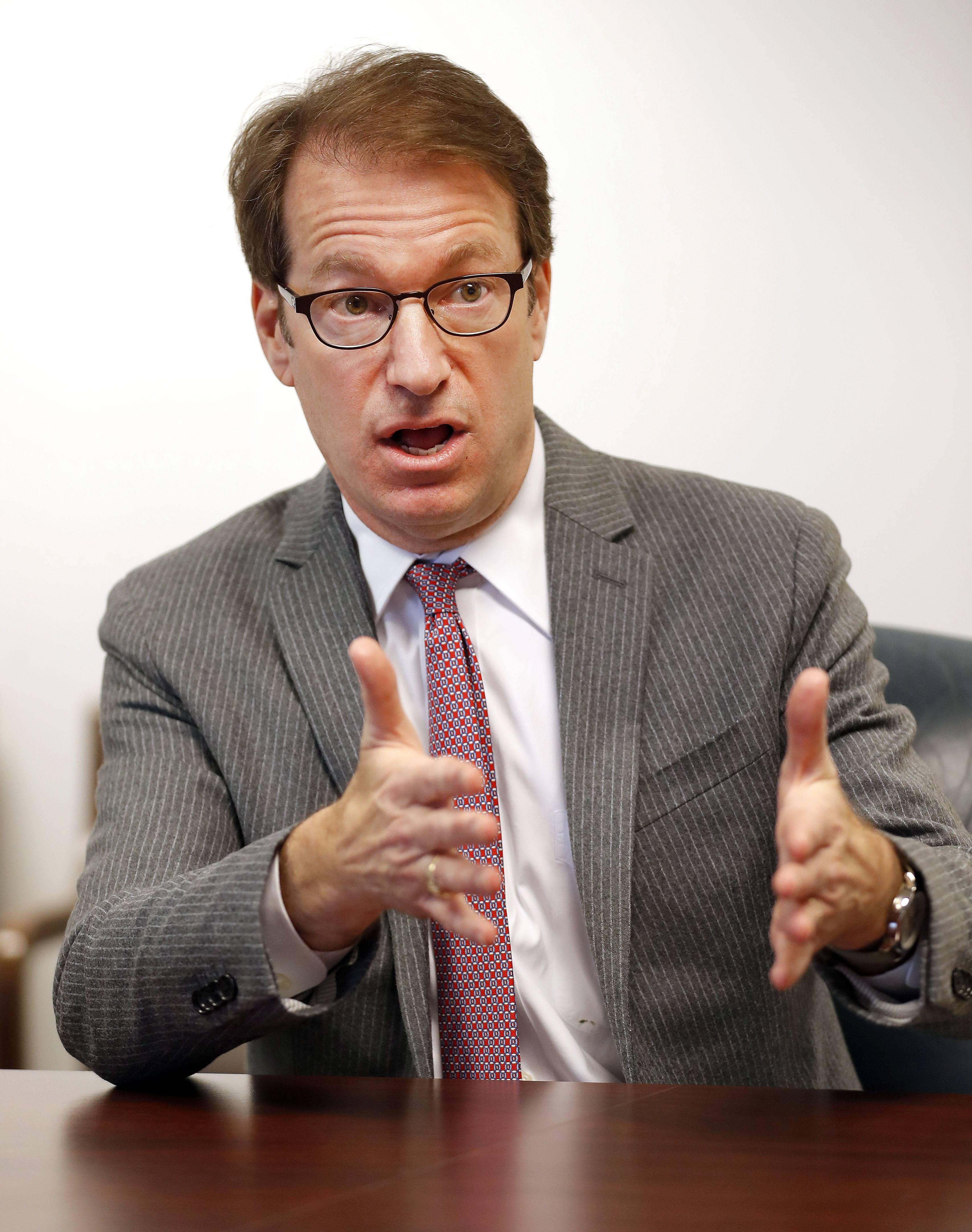 U.S. Rep. Peter Roskam of Wheaton is offering to debate Democratic challenger Sean Casten of Downers Grove four times before the November election.