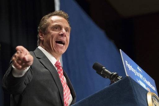 from Otto andrew cuomo and gay rights