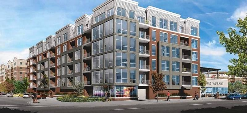 Another project for mount prospect 39 s downtown triangle for One story apartments