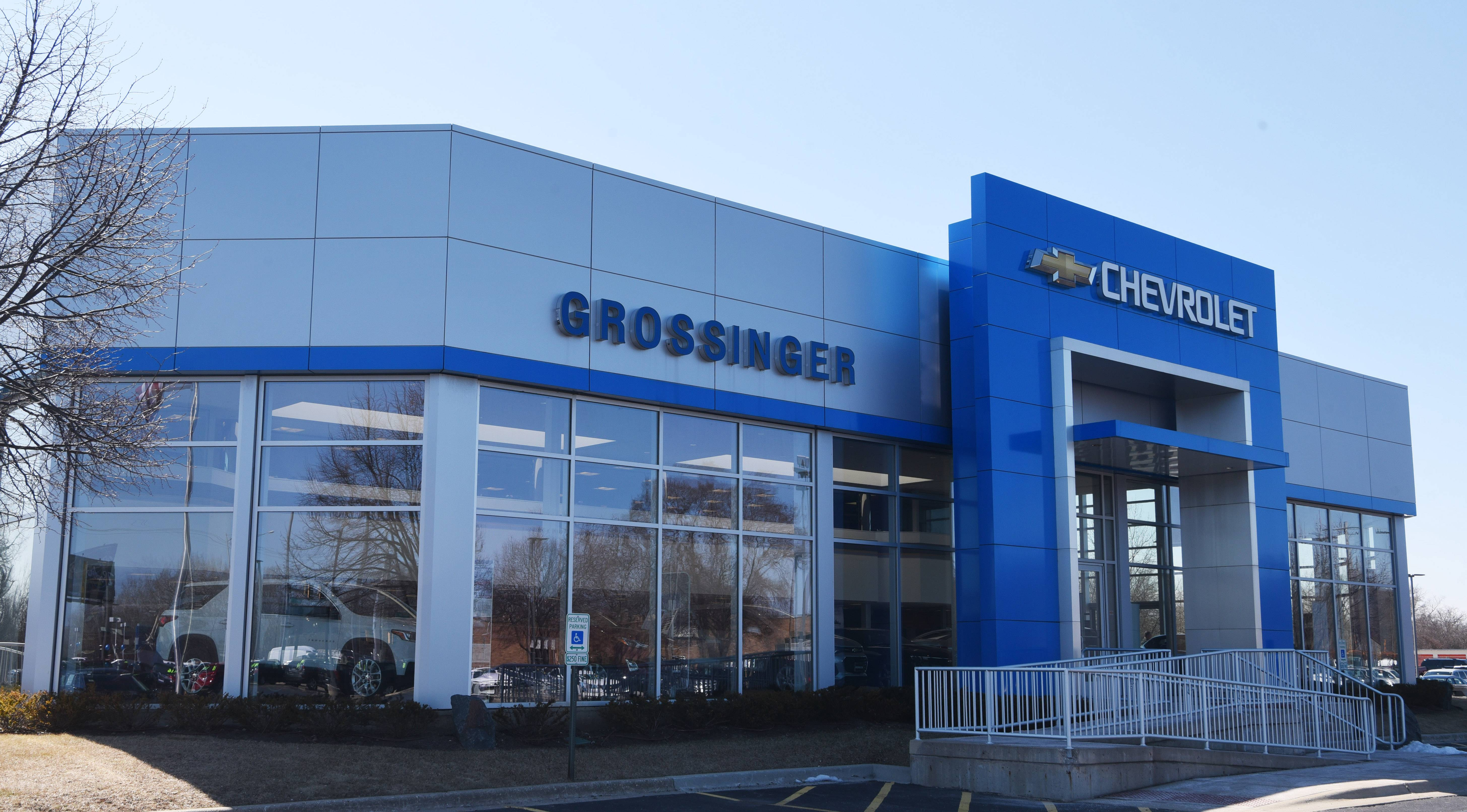 Grossinger Auto Group Sells Dealerships To Autocanada For 86 Million