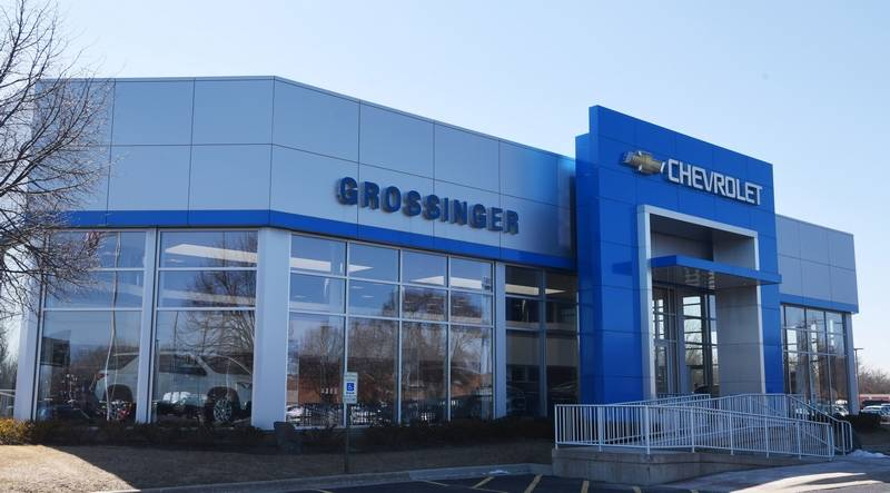 Grossinger auto group sells dealerships to autocanada for for Grossinger motors normal il