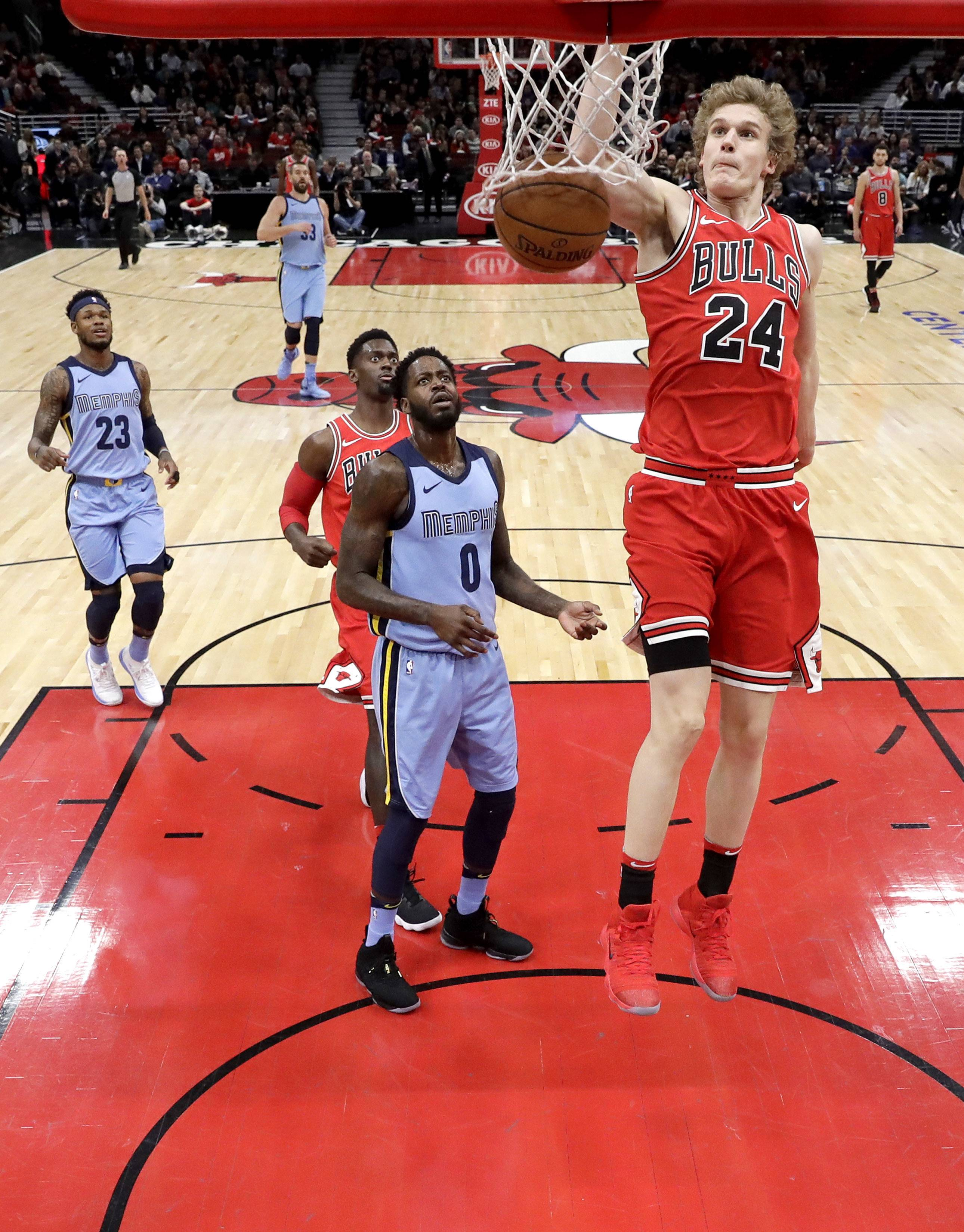 The Bulls are hoping to get through the end of the season without any more atrocious losses like the one suffered Wednesday against Denver. Rookie Lauri Markkanen said he feels ready to return from a sore back and could play Friday against Milwaukee.