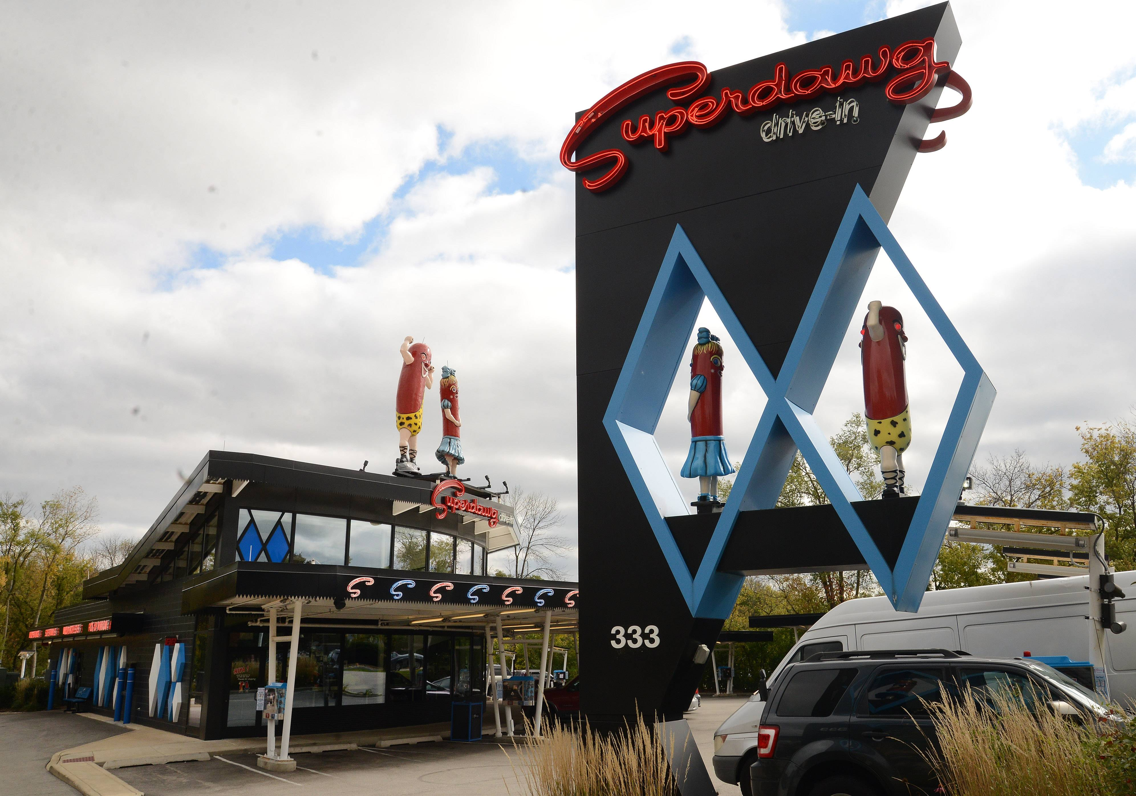 Superdawg Drive-in soon may serve its brand-name craft beer at its Wheeling location at 333 S. Milwaukee Ave.