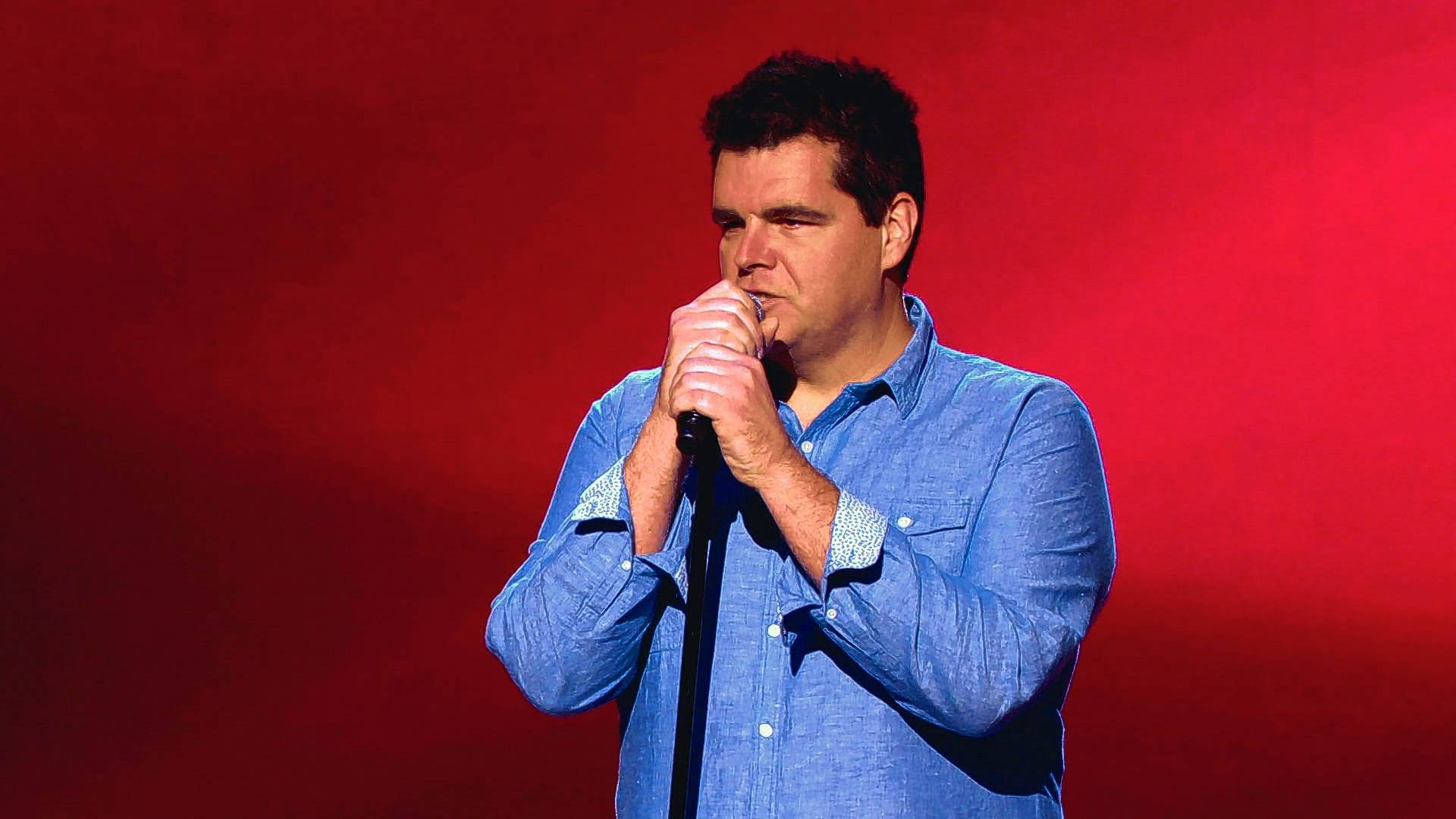 Canadian comedian Ian Bagg performs at the Improv Comedy Showcase at Woodfield Mall in Schaumburg.