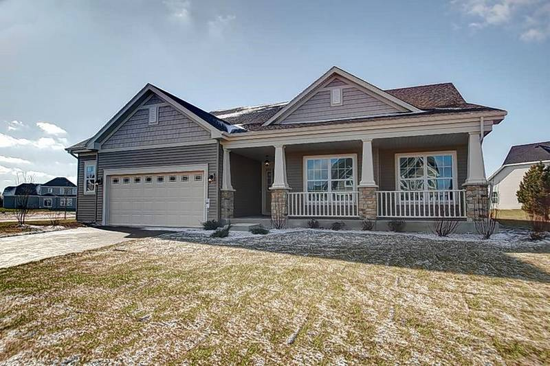 Inventory homes are available for quick moves