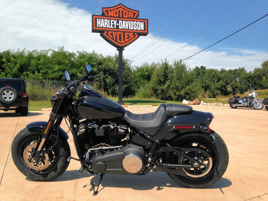 What I like about the 2018 Harley Fat Bob 114
