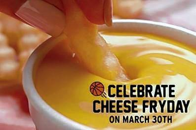 Portillo's celebrating Loyola Ramblers' run with Cheese Fryday deal