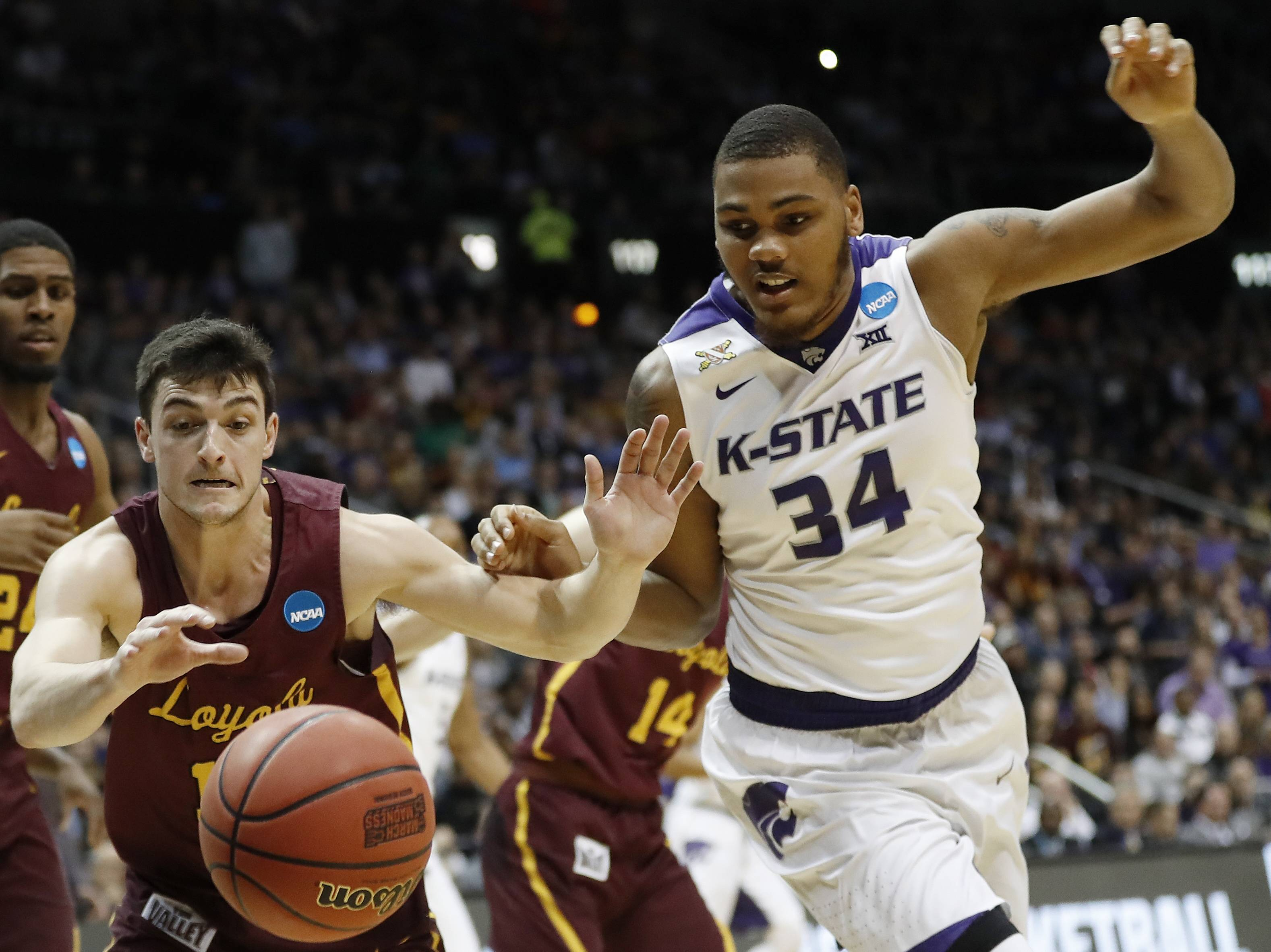 Loyola guard Custer appreciated his one-year detour with Hoiberg at Iowa State