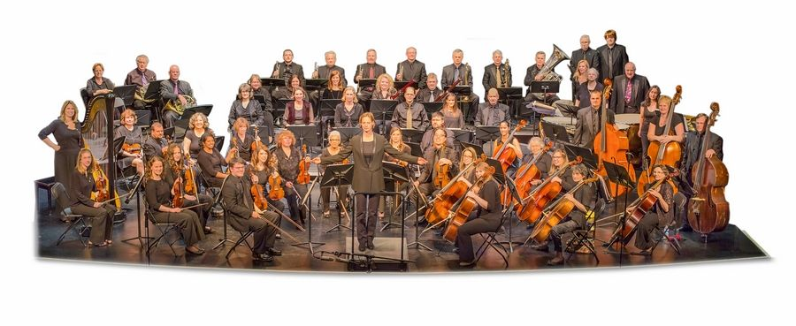 The Northwest Symphony Orchestra will present a concert April 15 in Arlington Heights, and will be joined by the Lira Quartet Singers, an award-winning vocal ensemble that specializes in the music of Poland.