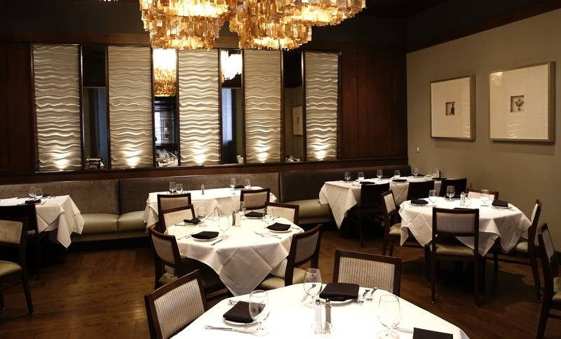 South Barrington Dining Room Project: Chef Massimo Gaffo Serves A Roman Feast At Incontro A Tavola
