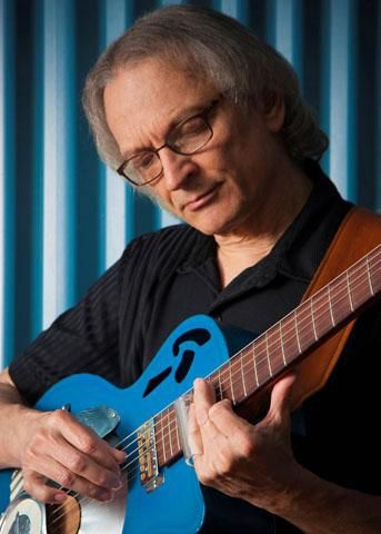 Blues slide guitarist Sonny Landreth is scheduled to play Blues on the Fox at 7 p.m. Saturday, June 16, at RiverEdge Park in Aurora.