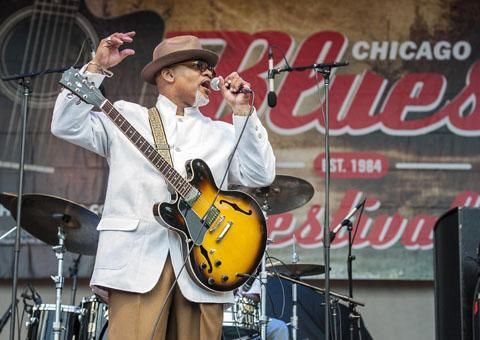 Toronzo Cannon, a CTA bus driver by day and blues artist by night, is set to perform at 5 p.m. Saturday, June 16, during the 22nd annual Blues on the Fox festival at RiverEdge Park in Aurora.