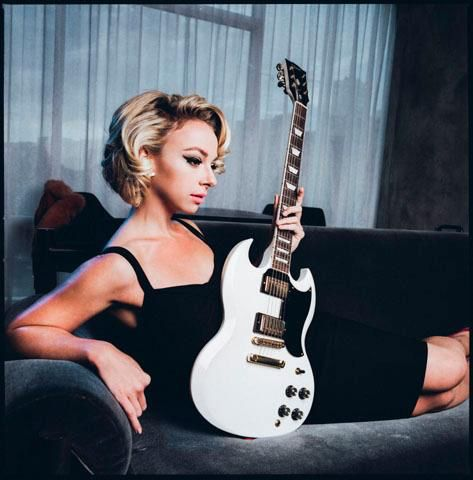 Blues guitarist and singer Samantha Fish is set to be the opening act at 7 p.m. Friday, June 15, during the 22nd annual Blues on the Fox festival at RiverEdge Park in Aurora.