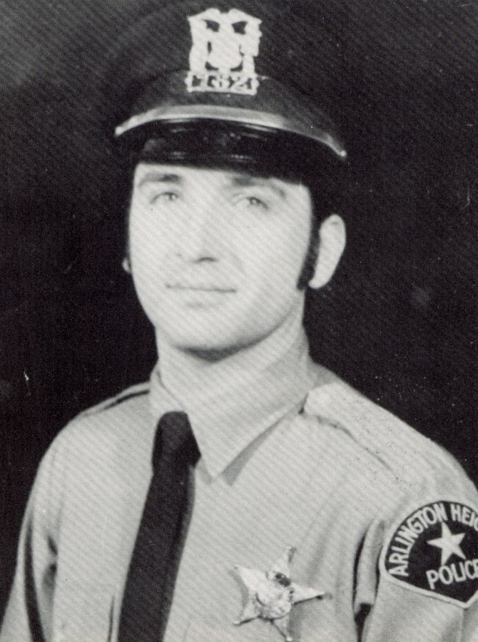 Arlington Heights Police Officer Alan J. Vargo