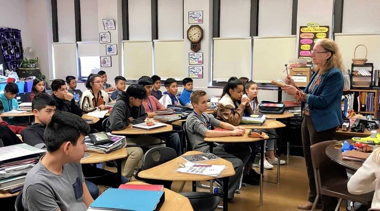 U-46 studying how trauma affects students, revising teaching approach