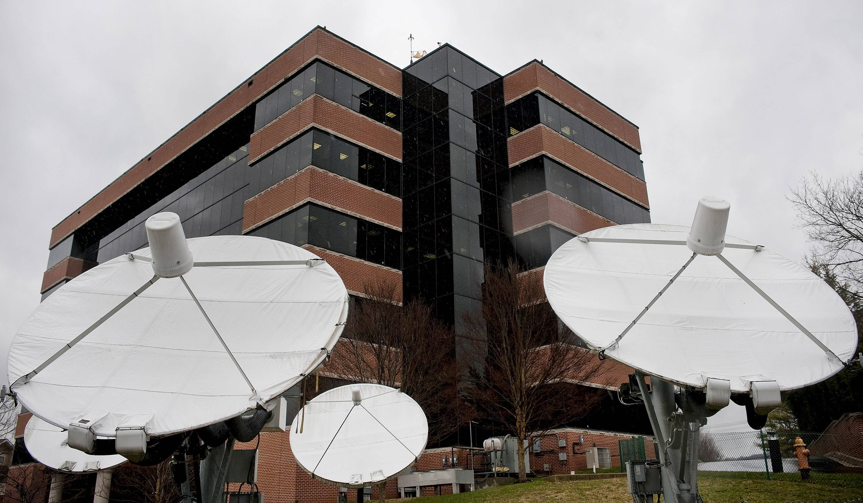 Sinclair Sinclair Broadcast Group's headquarters in Hunt Valley, Md.