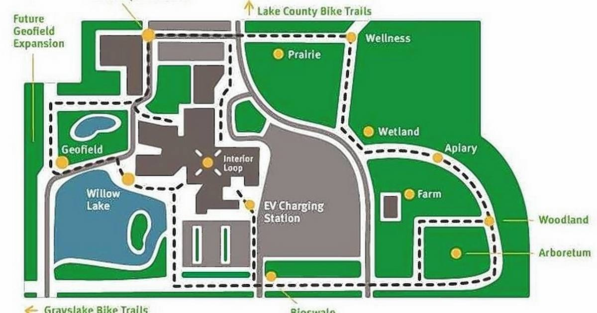 CLC plans new sustainability trail on Grayslake campus