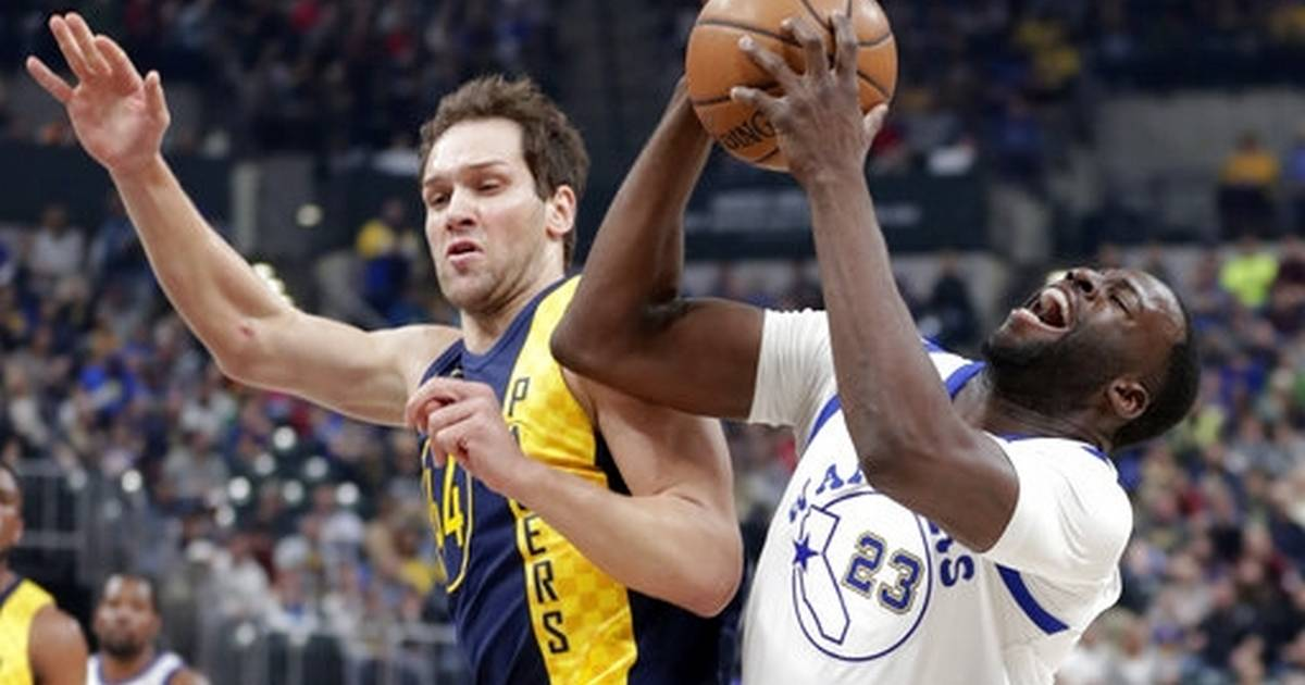 pacers vs warriors - photo #41
