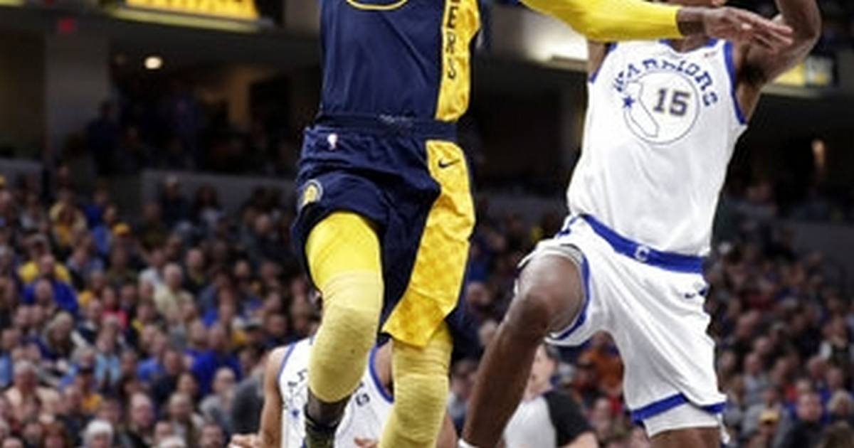 pacers vs warriors - photo #49