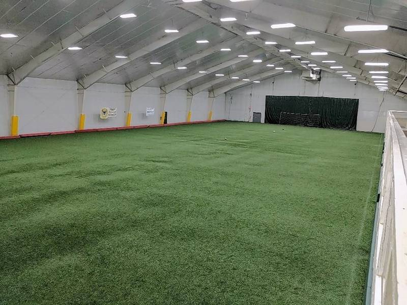 Garden Grove Indoor Soccer Strikers fox valley soccer club to host open house april 19 strikers fox valley soccer clubs indoor training facility features a full sized training field workwithnaturefo