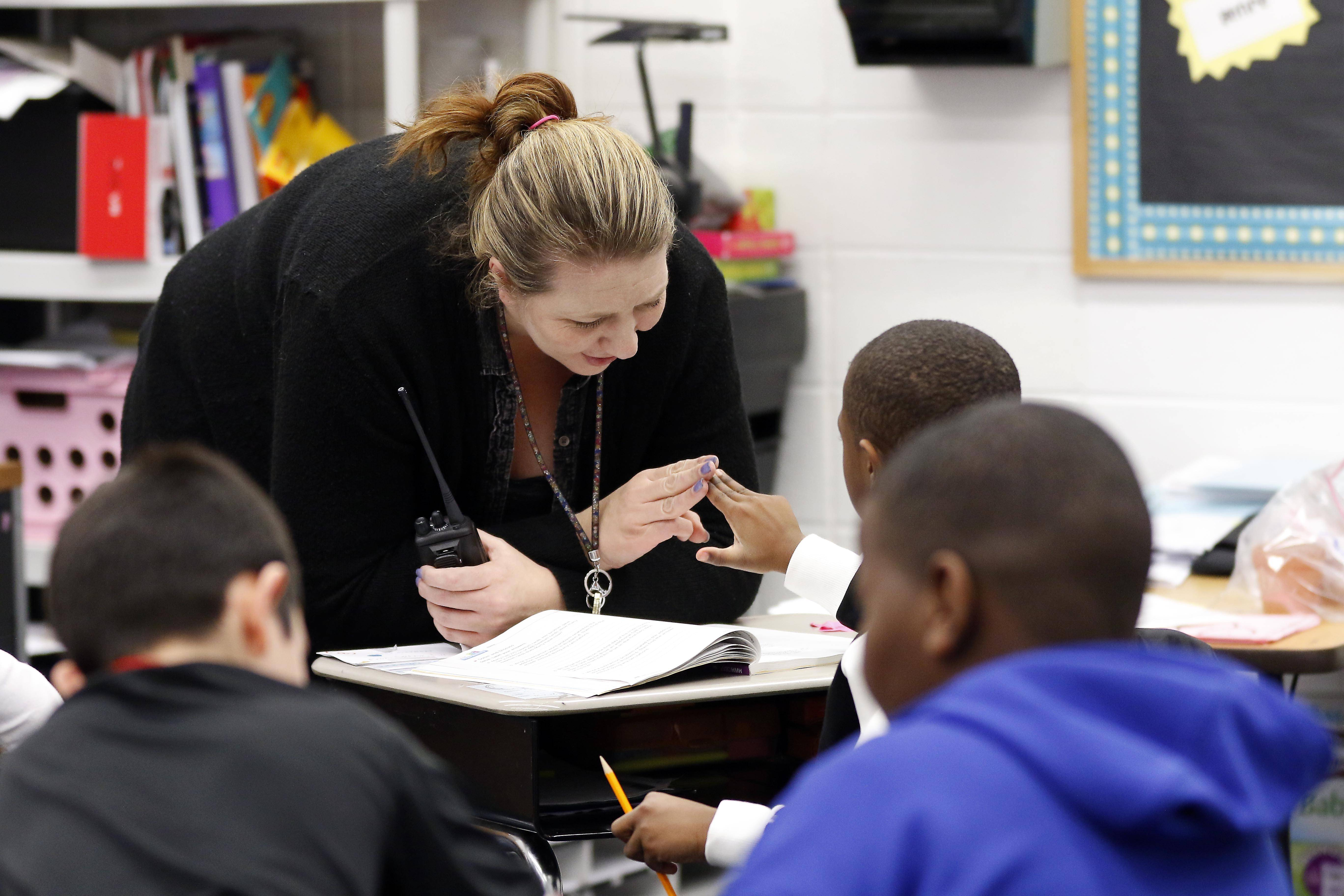 How one suburban district is helping traumatized students succeed
