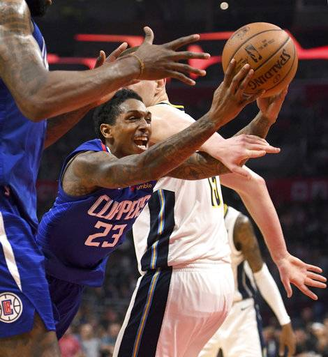 Game 1 Denver Nuggets Los Angeles Clippers: Nuggets Eliminate Clippers With 134-115 Rout