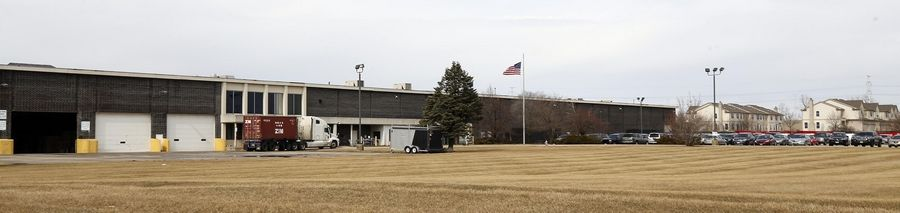 Middleby headquarters in Elgin.