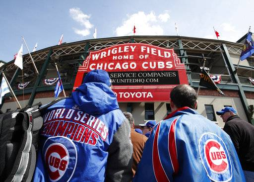 Nova pitches hot Pirates past Cubs 8-5 in Wrigley opener