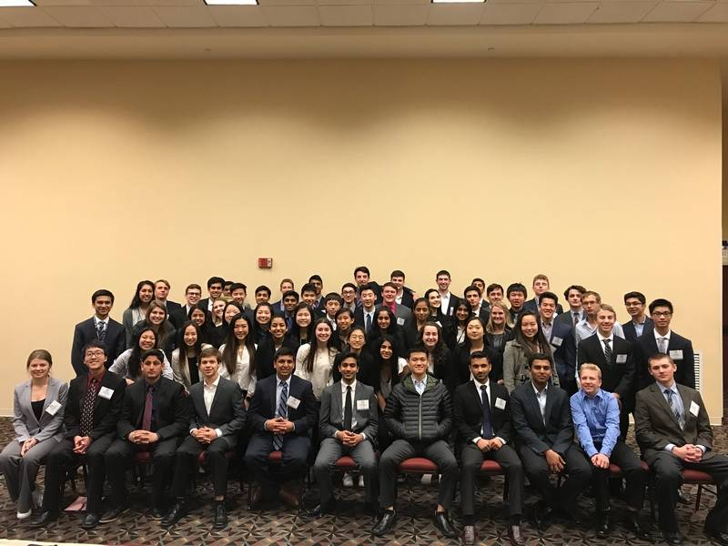 FBLA members that attended state competition.Diane Phillips