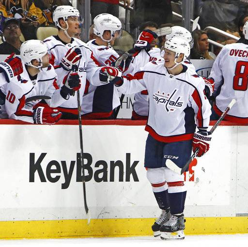 Russian Stars Could Decide Blue Jackets Capitals Series