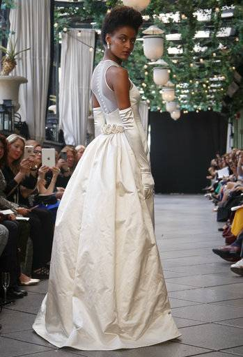A Somber Close To The Bridal Fashion Career Of Amsale Aberra