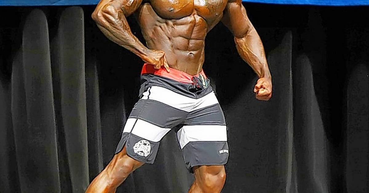 How this Bartlett native became a world-class bodybuilder