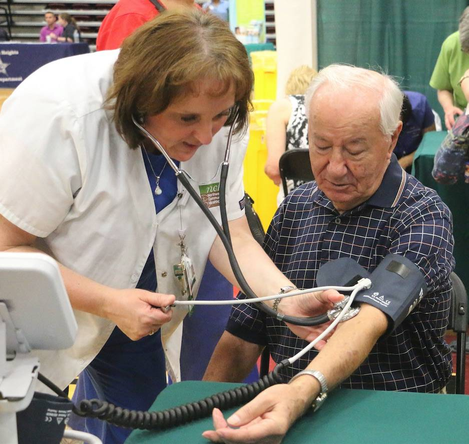 Northwest Community Healthcare, one of the proud sponsors of Senior Celebration Day, will be giving free health screenings on Monday, April 23, at Forest View Educational Center, from 10:00 a.m. to 2 p.m. AMITA Health, another sponsor, will also be around to give free health screenings at the free event.